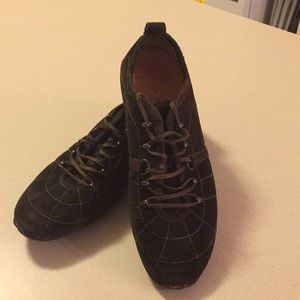 Polo Ralph Lauren quilted suede drivers